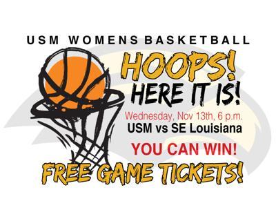 USM vs SE Louisiana (Womens Basketball)