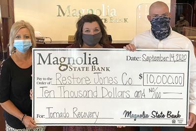 Restore Jones County Donation Sept 14 2020.JPG
