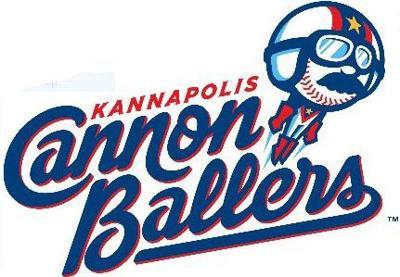 Kannapolis Cannon Ballers logo 2