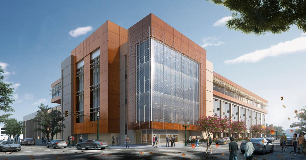 Courthouse expansion
