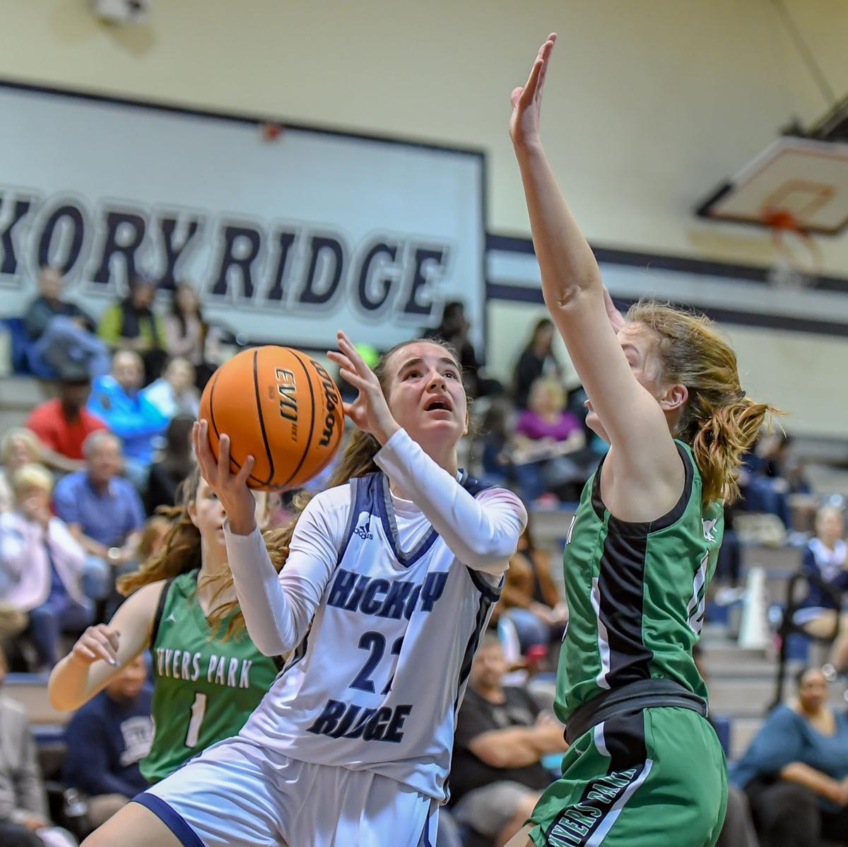 Tuesday night high school basketball action