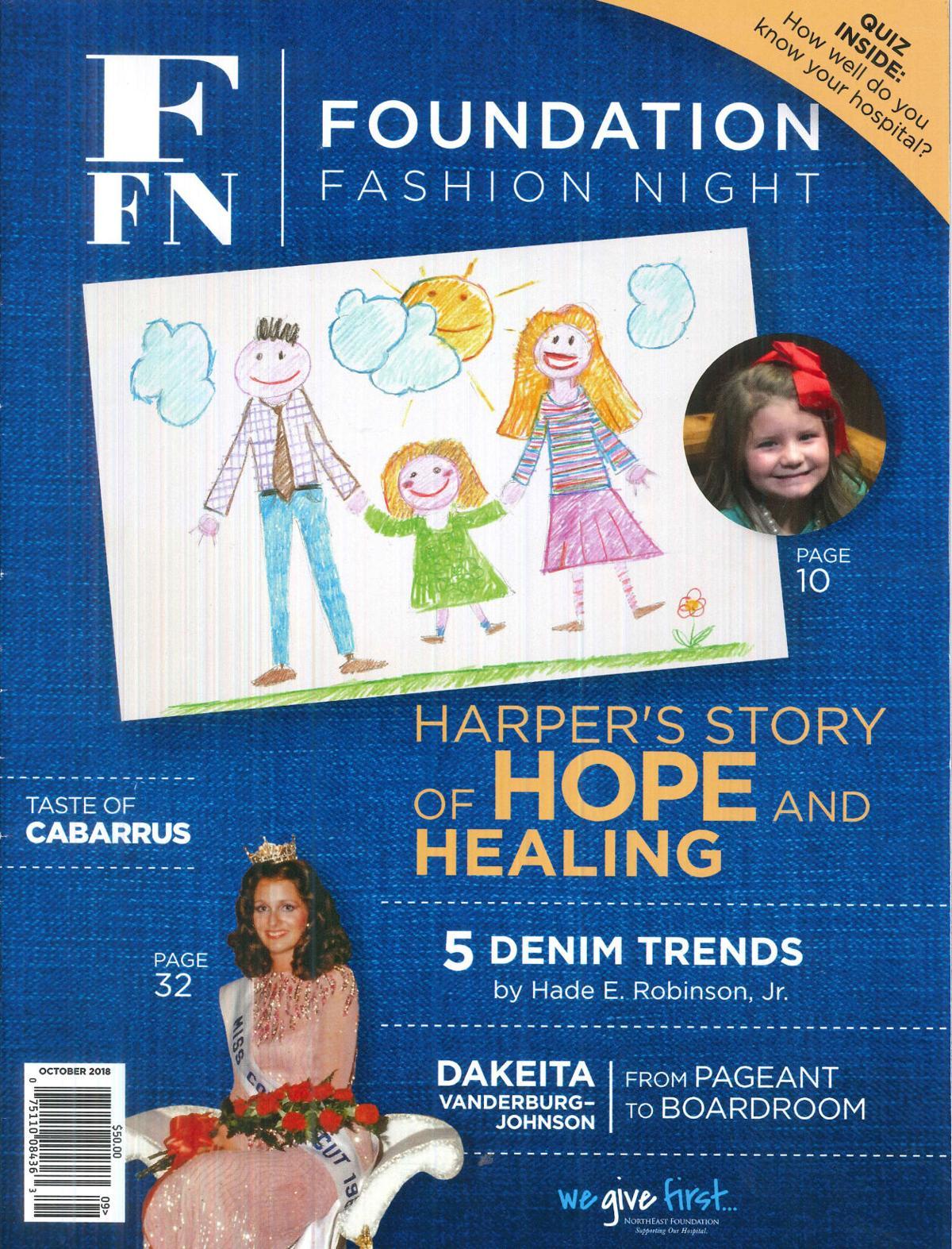 NorthEast Foundation Fashion Night