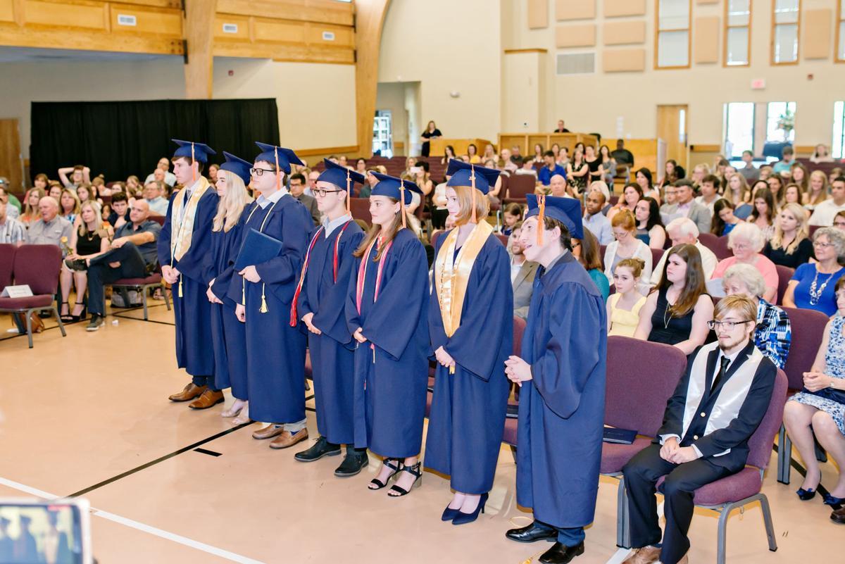 HOPE Academy holds first graduation