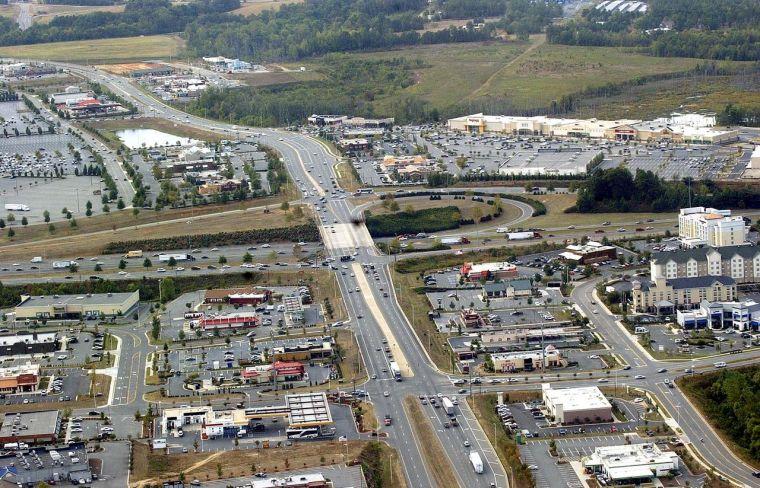CIT speedway arieal