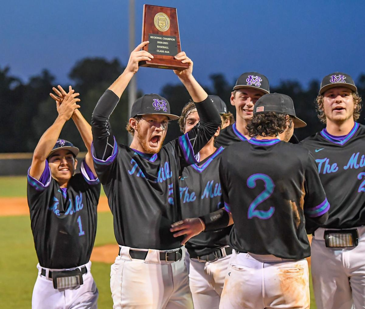 Cox Mill defeated Sun Valley 6-4 to become the Southeast regional champions. The Chargers advance to the State 3a Championship game.