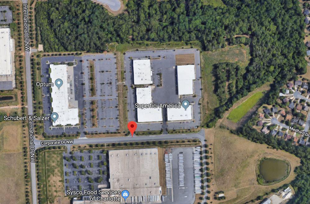 Corporate Drive Concord, NC
