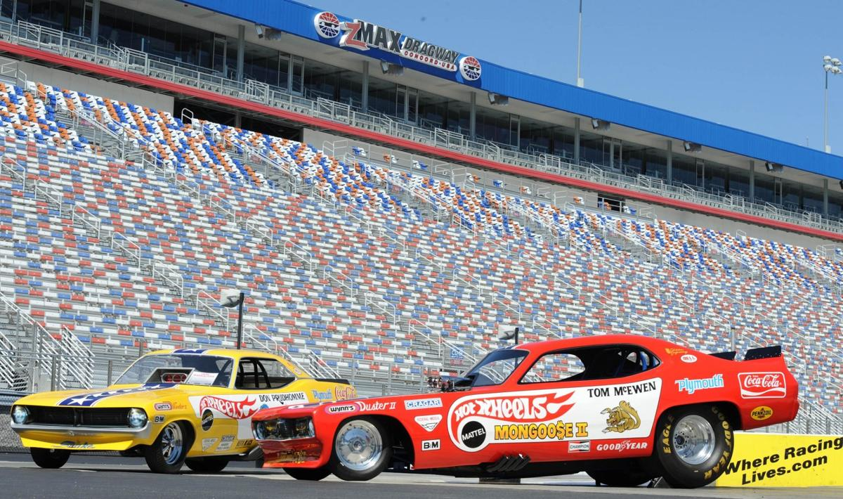 Autofair Begins Thursday At Charlotte Motor Speedway