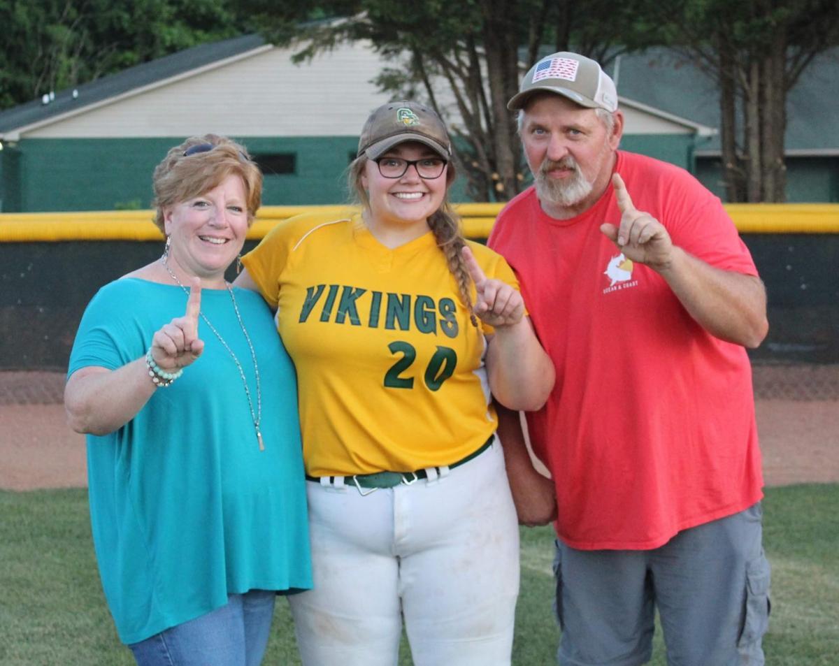 Destiny Thornton and family