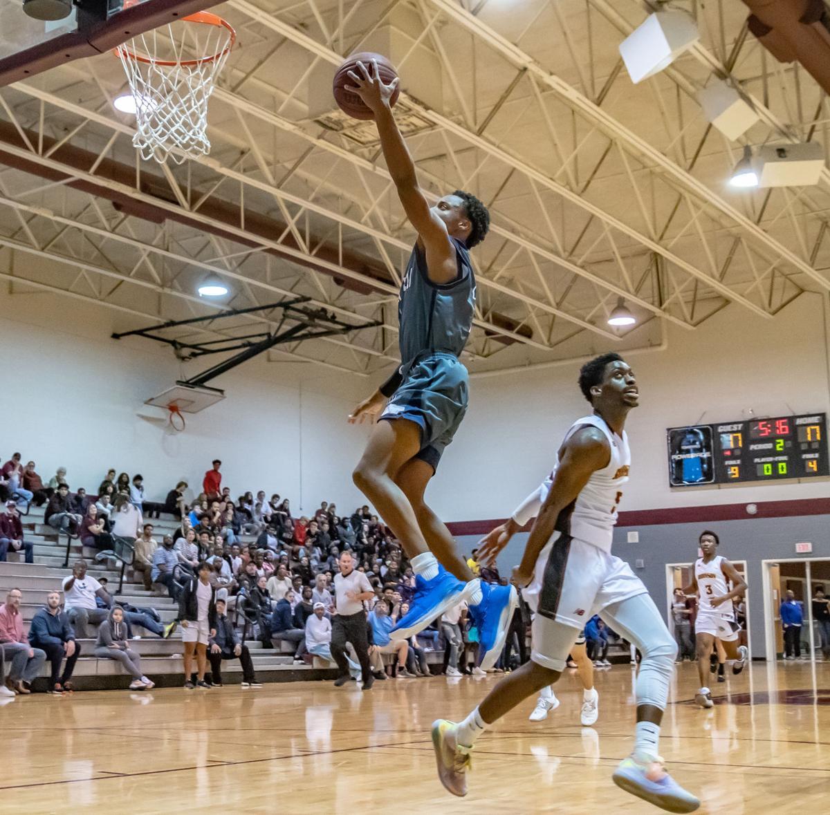 Thursday night high school basketball action