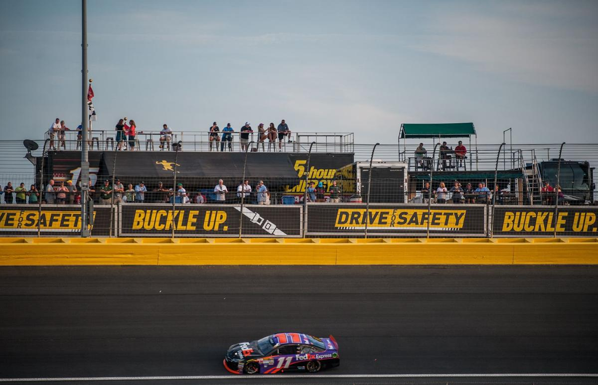 Speedway officials hope recent additions rev up race fans for Race at charlotte motor speedway