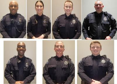 New KPD officers