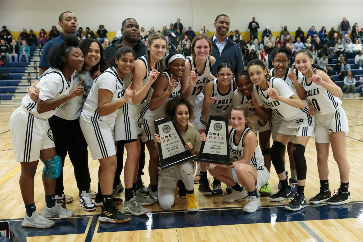 Concord First Assembly Academy wins the Metrolina Athletic Conference Tournament.