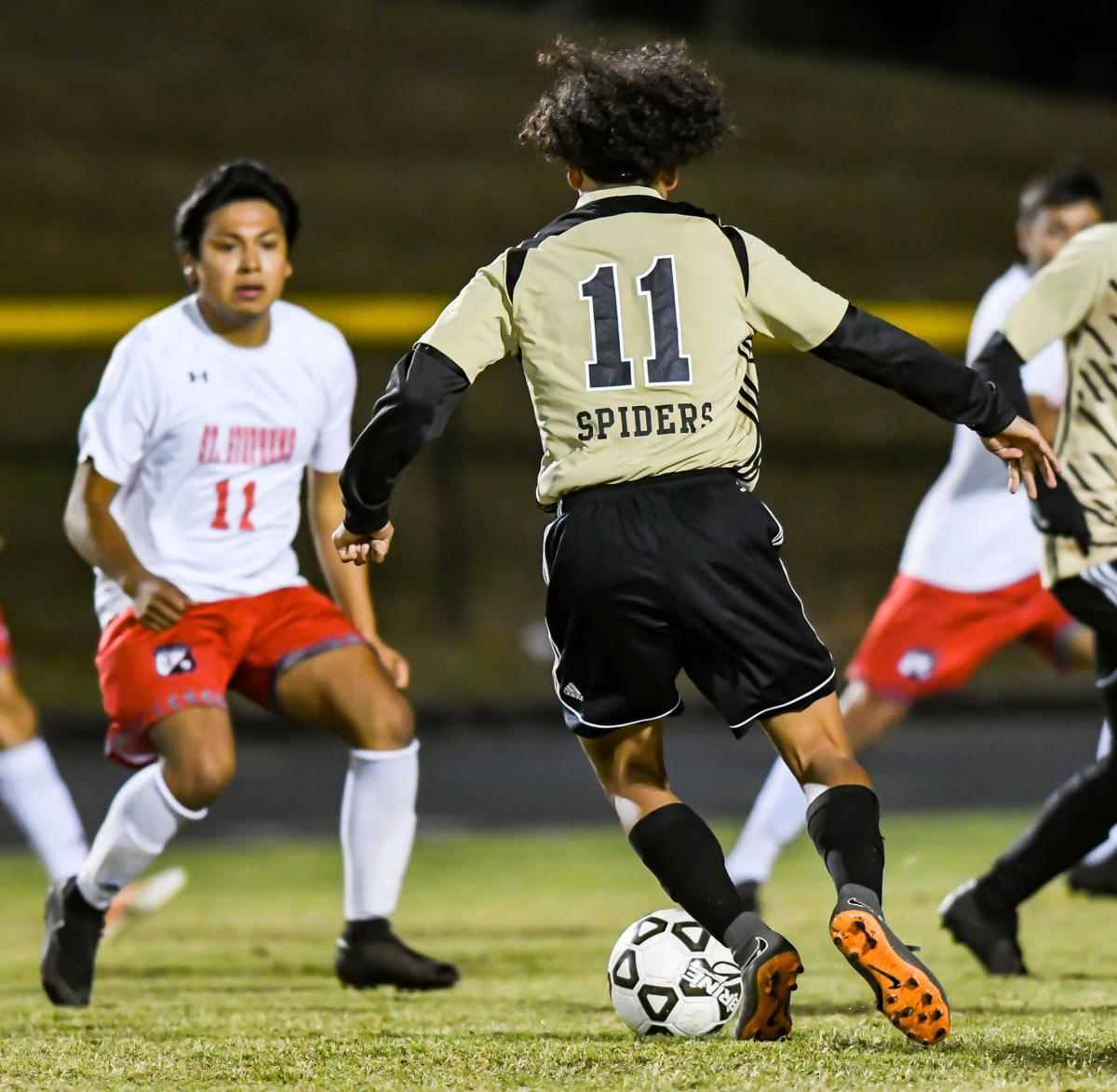 Wednesday night High School Soccer Playoff action