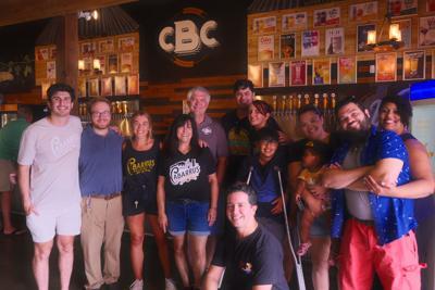 Boricuas en North Carolina and Cabarrus Brewing Company