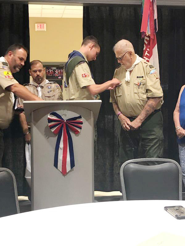 Hunter McAfee continues family scouting heritage | News