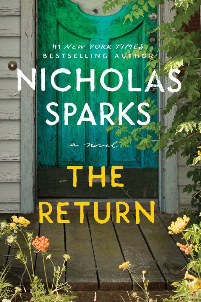 Nicholas Sparks book