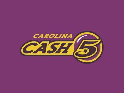 Cash 5 Logo on Plum_640x480