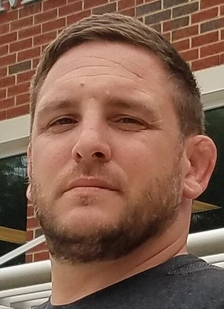 Cox Mill athletics director Philip Davanzo III