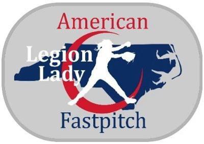 American Legion Softball Logo