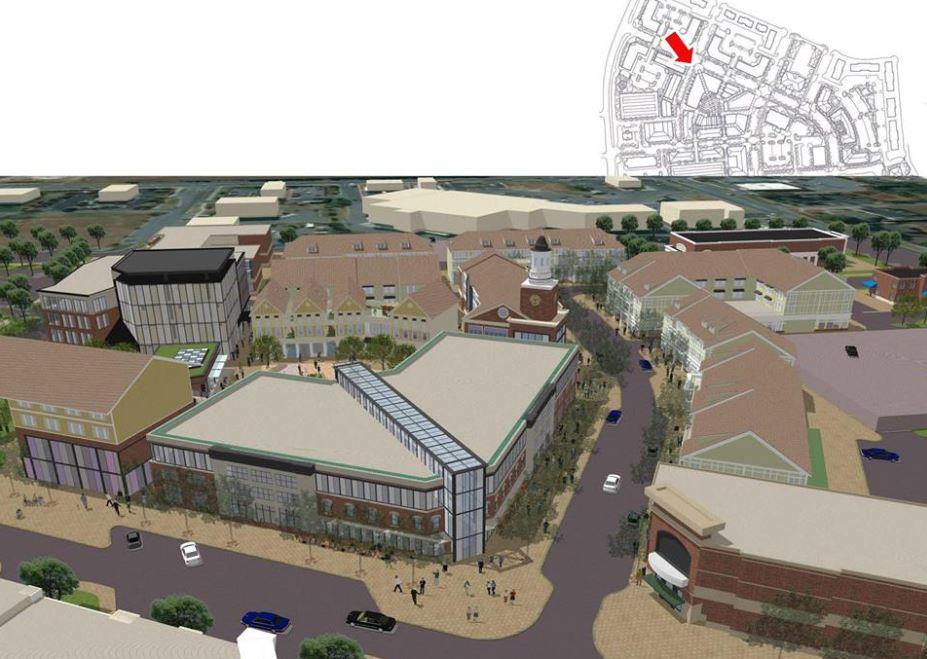 Harrisburg Town Center Development
