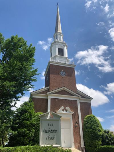 Communities of Faith: First Presbyterian Church Concord