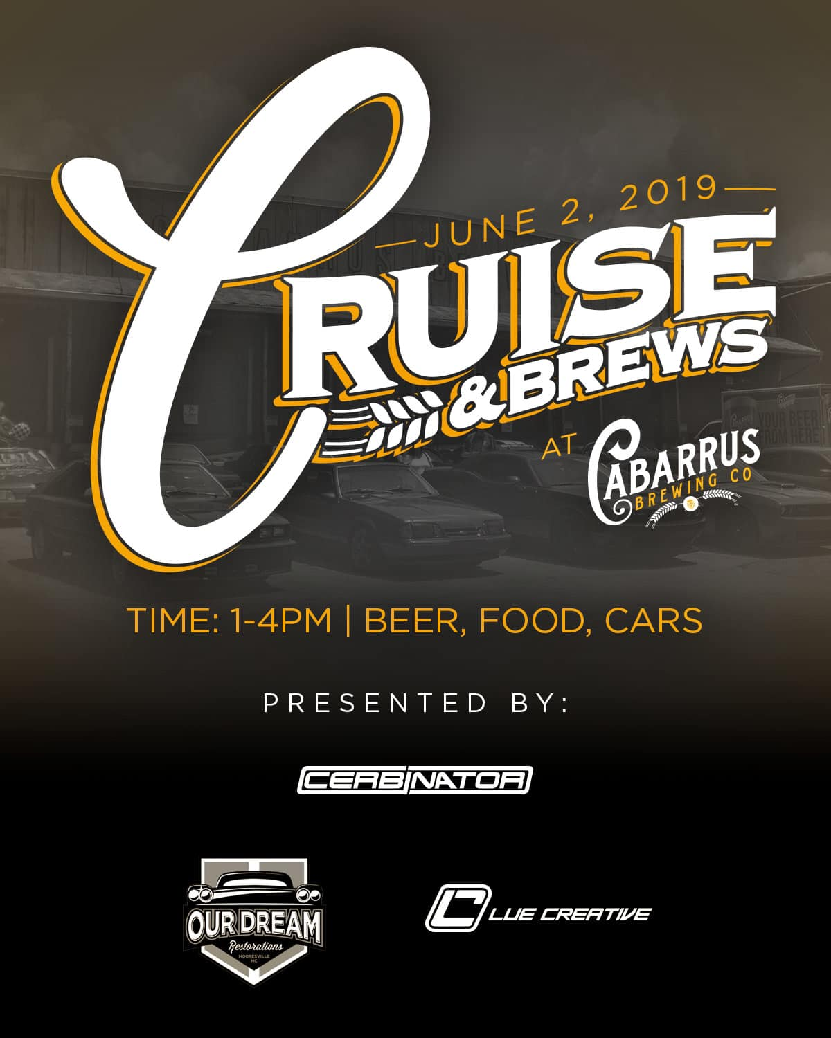 Cruise and Brews