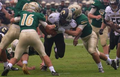 Concord-Pinecrest football