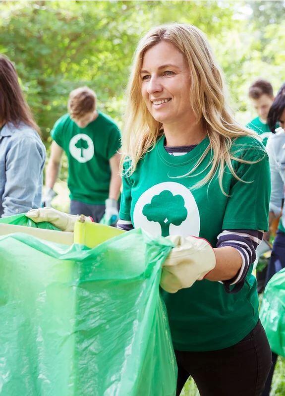 Eliminating litter