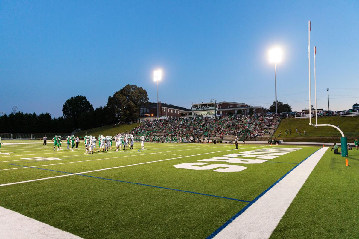The A.L. Brown Wonders host the Gastonia Ashbrook Greenwave on a brand new field in their season opener.