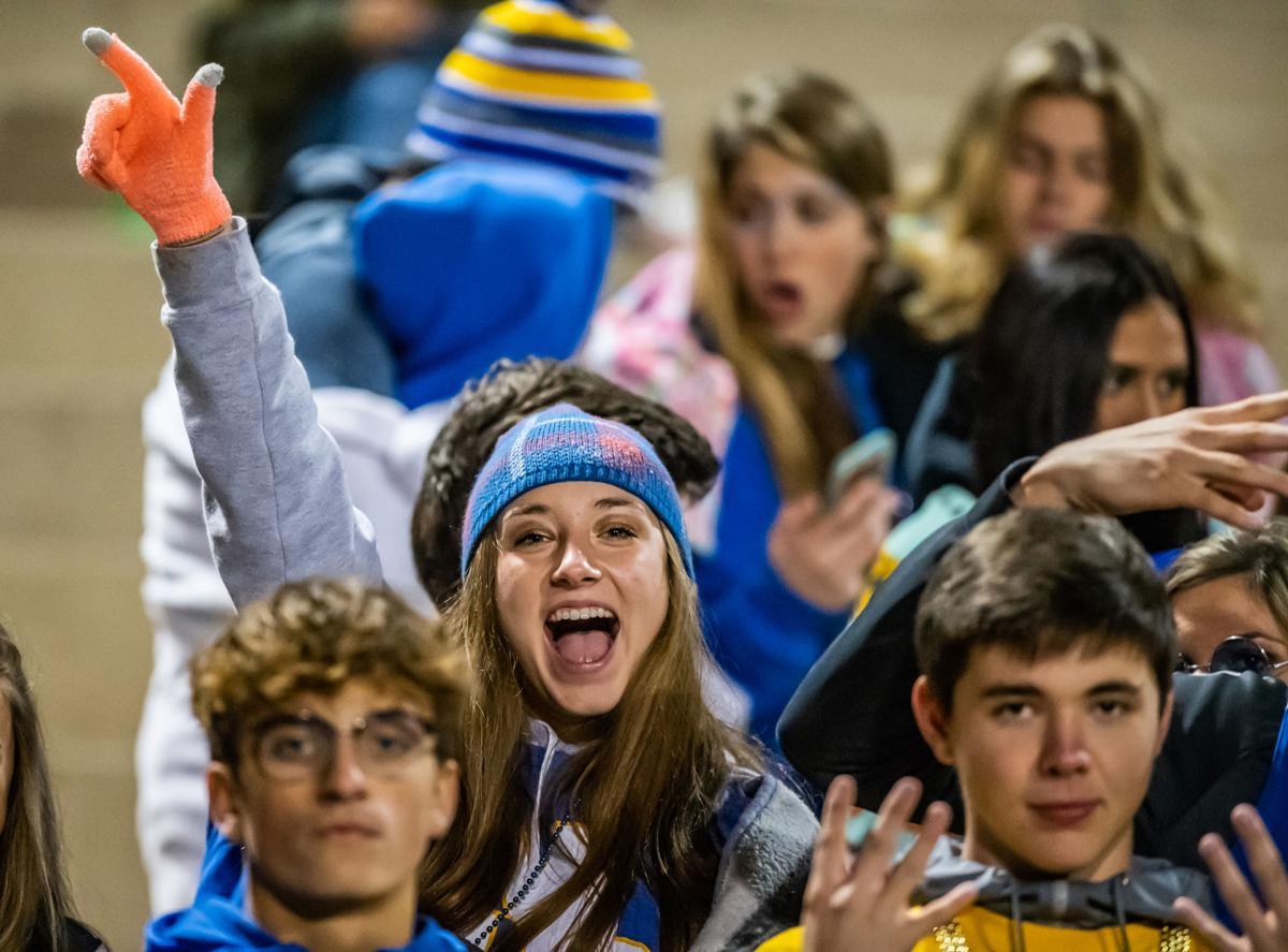 Friday Night High school football action
