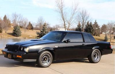 Police investigating theft of Buick Grand National | News