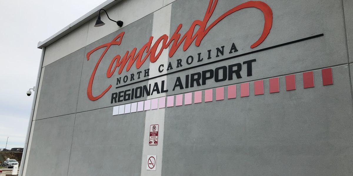 Concord Padgett Regional Airport