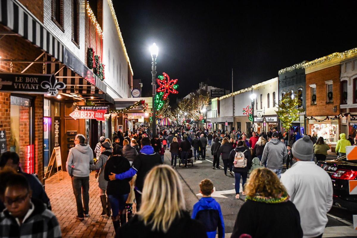 Concord Nc Christmas Parade 2020 The holidays are here   Concord kicks off Christmas season | Cit