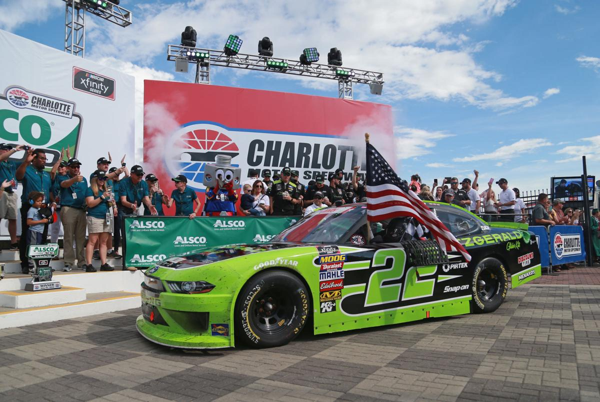 ALSCO 300 NOTES AND MORE: Keselowski becomes first two-time