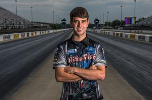 Tonglet on Top: Multi-talented NHRA racer making a triumphant return to zMAX