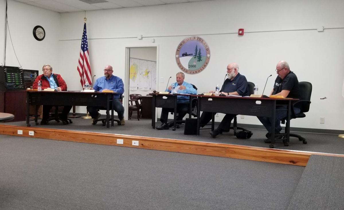 Midland January Town Council Meeting