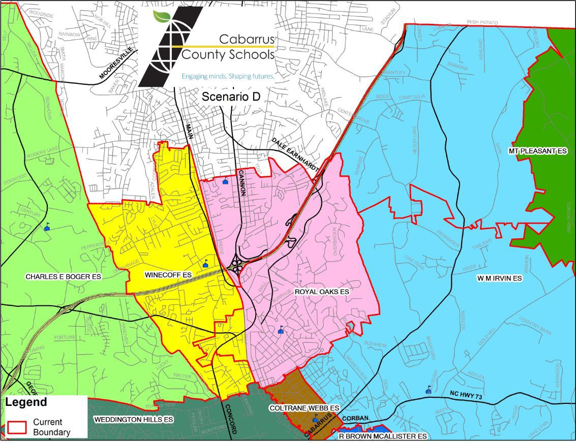 Beverly Hills could close in Royal Oaks redistricting plan