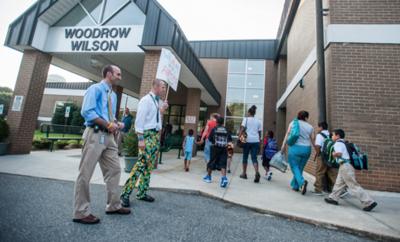 Woodrow Wilson Elementary School