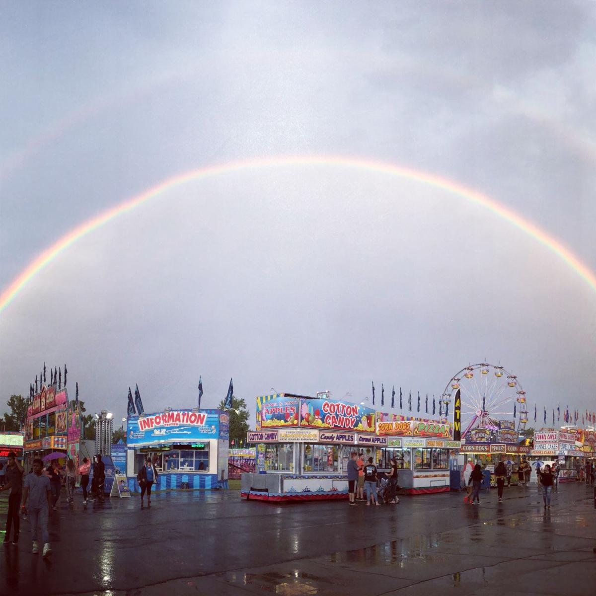 Fair rainbow