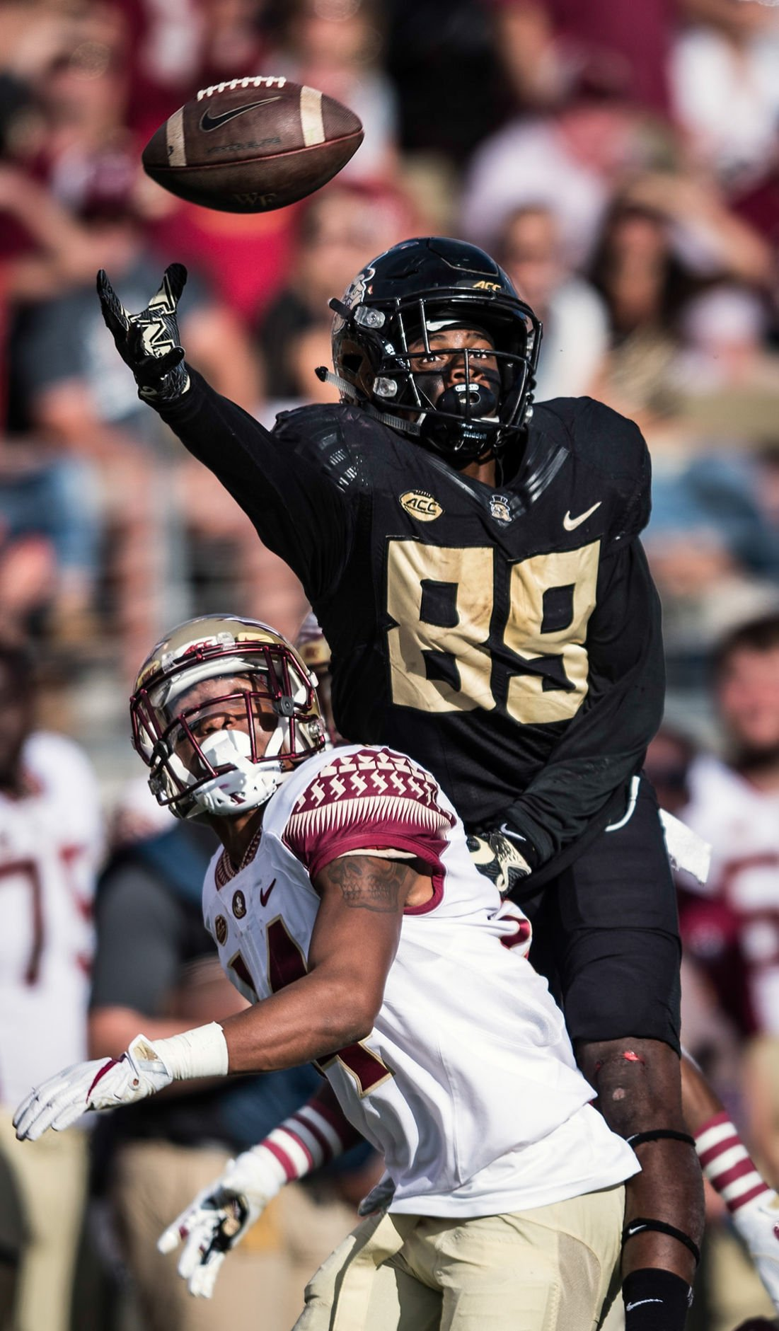 what does greg dortch 39 s injury mean for wake forest and who steps in college. Black Bedroom Furniture Sets. Home Design Ideas