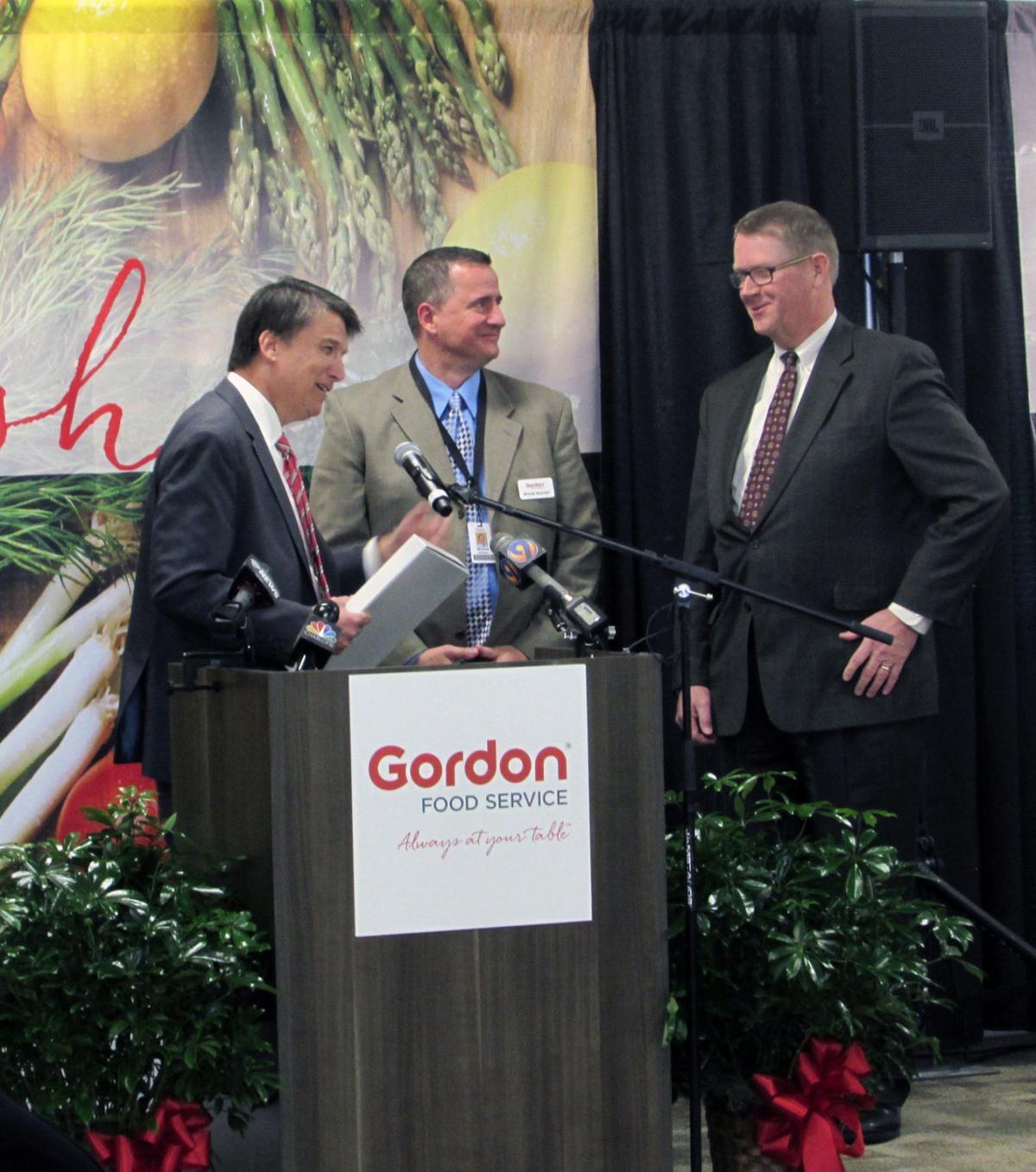 Gordon Food Service Jim Gordon