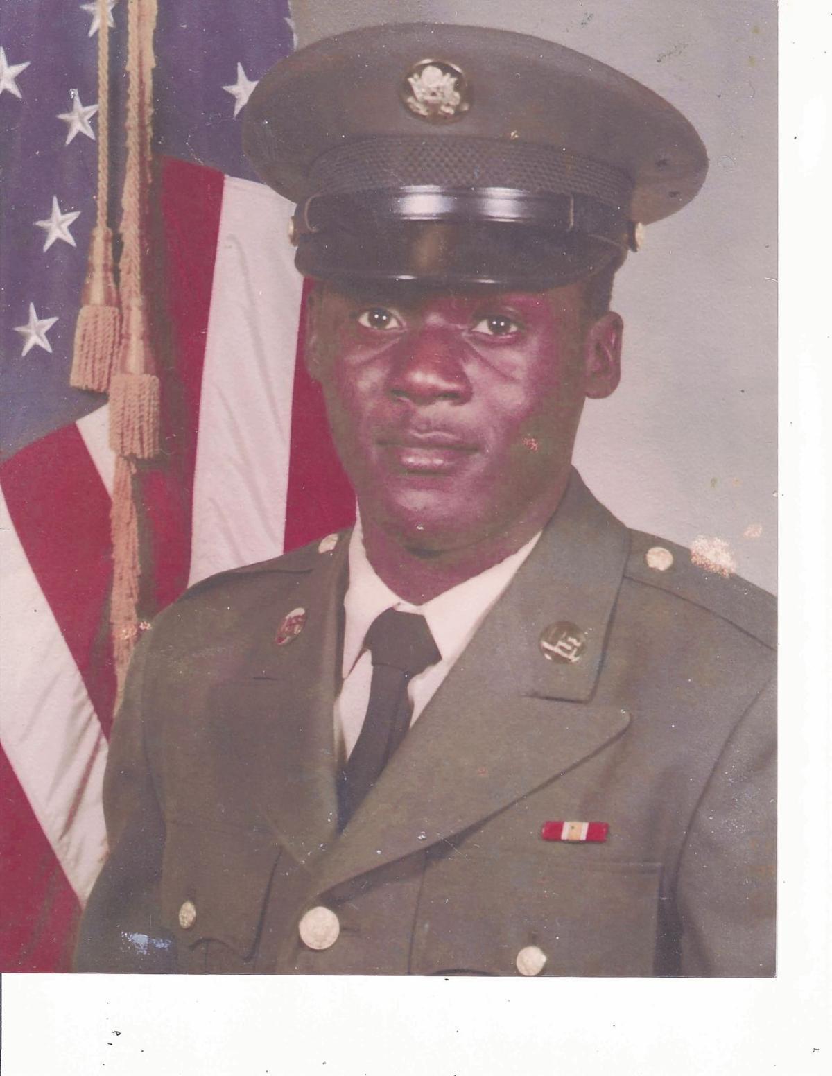 Jackson, Bernard - Army 1974-1977