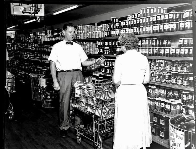 Dover Super Market 1959