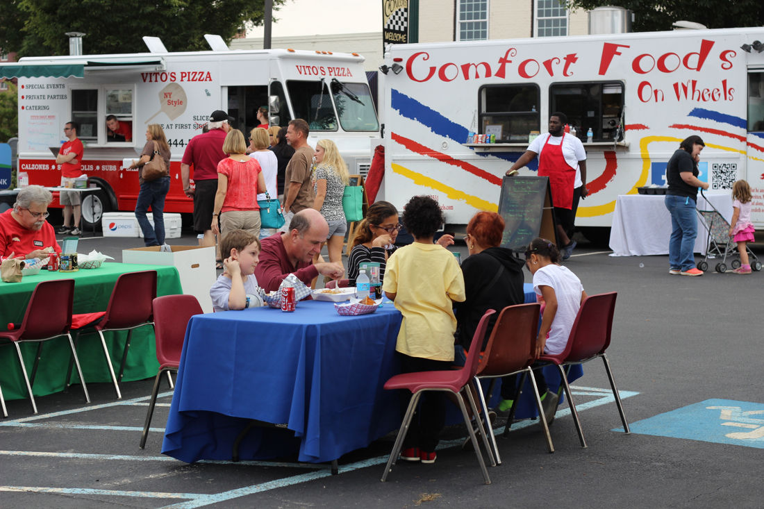Cabarrus County Food Truck Friday