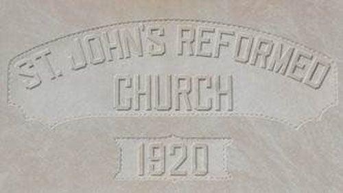 St. John's cornerstone