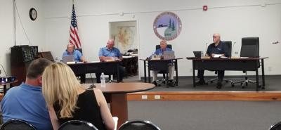 Midland Town Council Meeting July