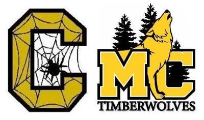 Concord-Montgomery Central logos
