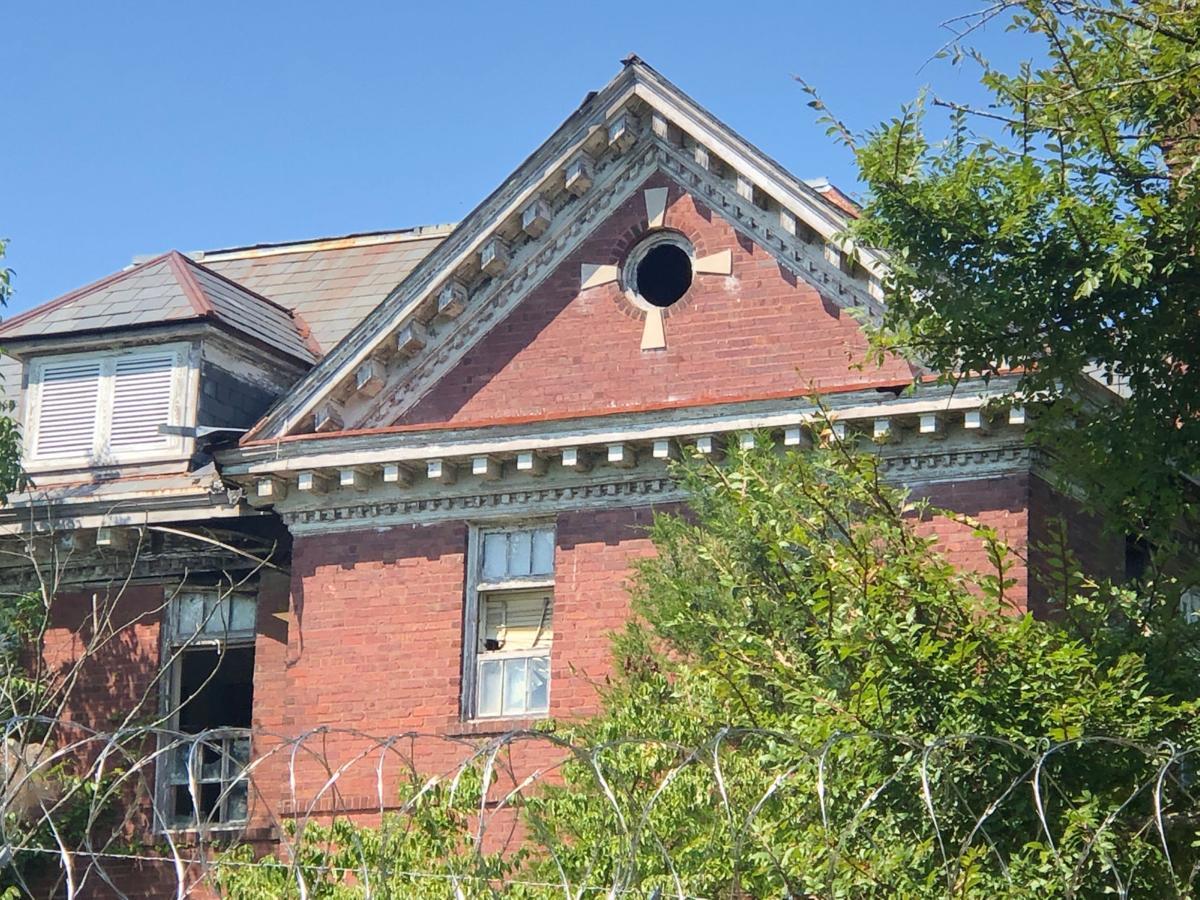 Stonewall Jackson Training School