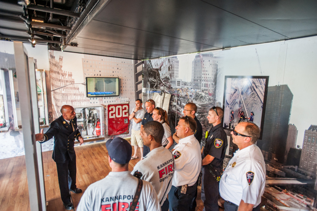 9/11 Never Forget Mobile Exhibit