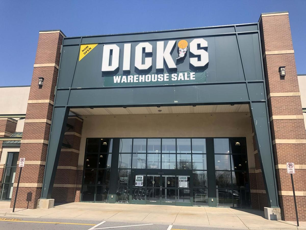 Dick's Warehouse Sale